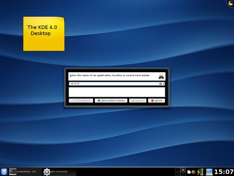 desktopkde