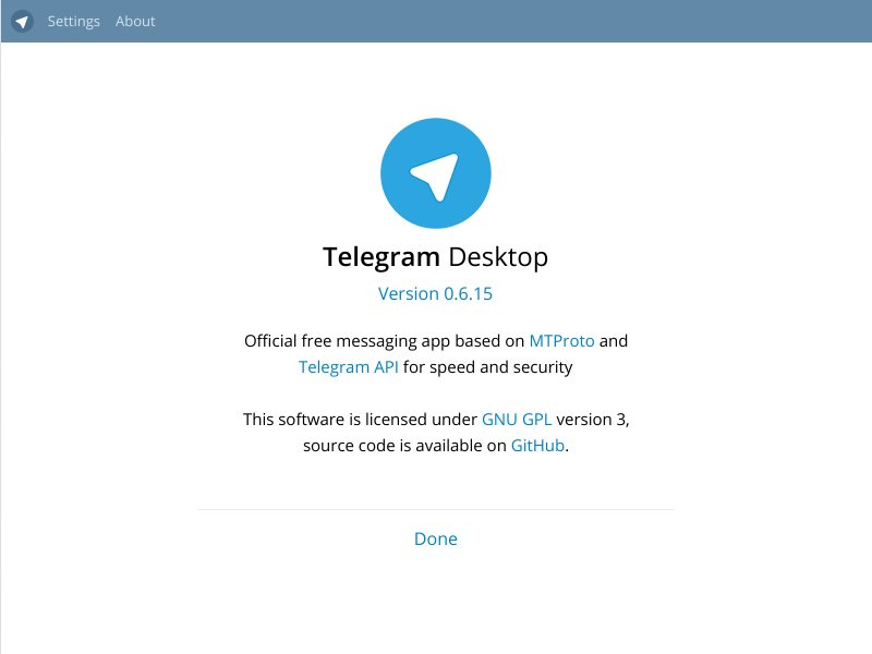 Mtproto Proxy Telegram Desktop