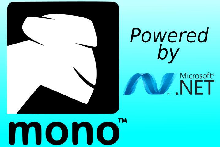 Mono-Microsoft-open-source-punto-net