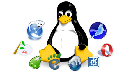 linux-web-browsers